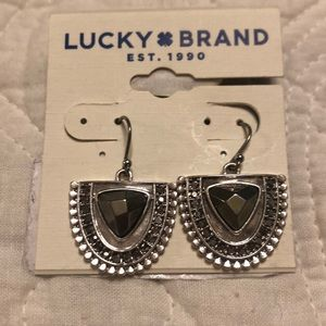 Lucky Brand pierced earrings